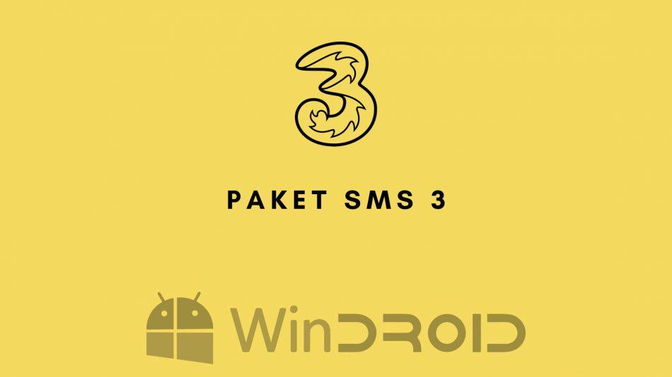 paket sms 3