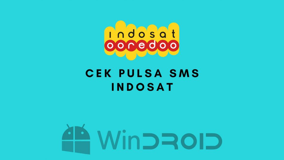 Cek sisa Pulsa SMS Indosat terbaru