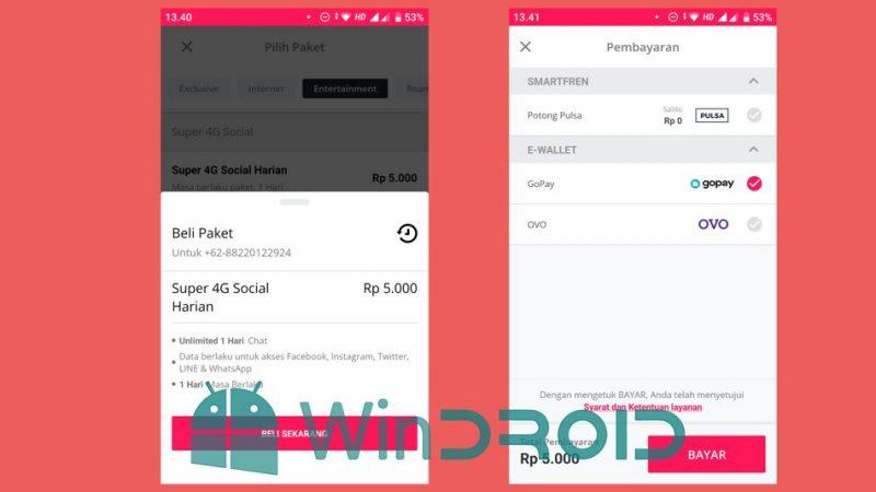 paket chat smartfren terbaru