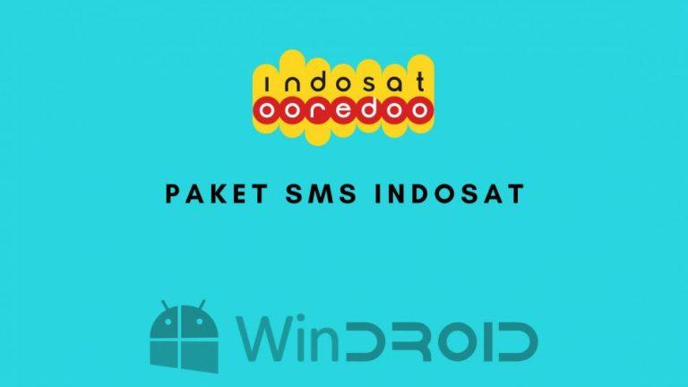 paket sms indosat terbaru