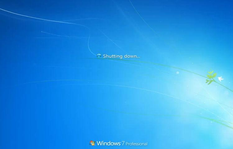 masuk safe mode dengan tombol f8 windows 7