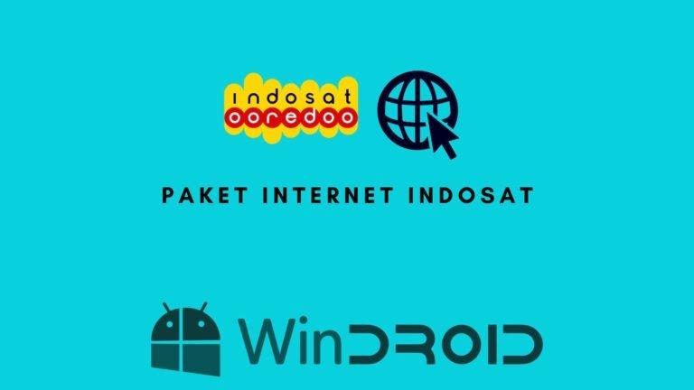 daftar lengkap paket inet indosat