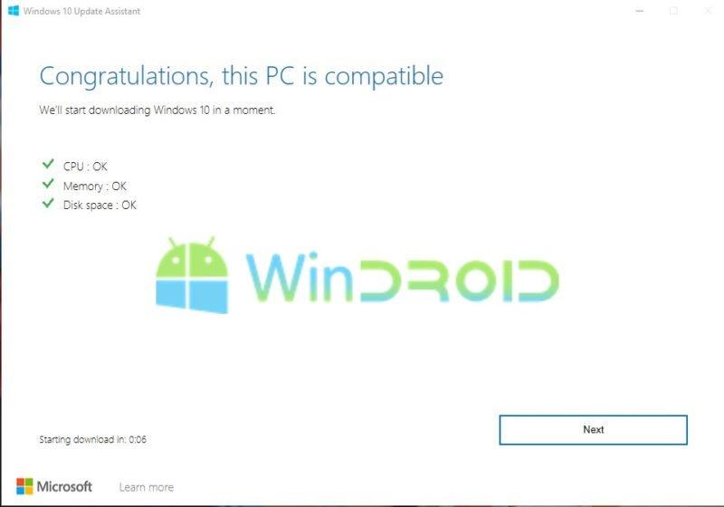 update windows 10 lengkap